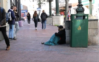 Vote for 'A Lived Experience of Homelessness' in the Charity Film Awards