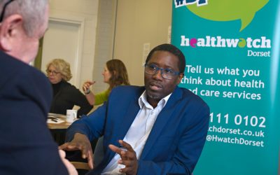 Healthwatch Dorset announces new projects to help make health and care better for local people