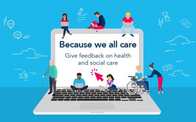 Healthwatch Dorset launches #BecauseWeAllCare campaign, calling on Dorset residents to feedback about care during COVID-19 to help services improve