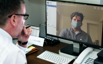 The Doctor will Zoom You Now: Healthwatch Dorset supports national research to improve virtual health care
