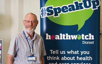 Healthwatch Dorset announces new public engagement programme to drive improvements in local health and social care