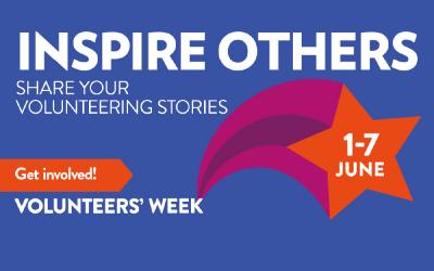 Volunteers' Week 1-7 June: Healthwatch Dorset celebrates its volunteers